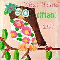 tiffani goff at home