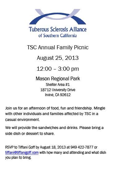 tsc picnic